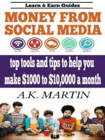 Money From Social Media