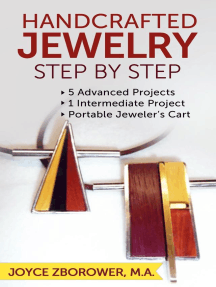 Handcrafted Jewelry Step by Step: Crafts Series, #1