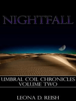 Nightfall (Umbral Coil Chronicles, #2)