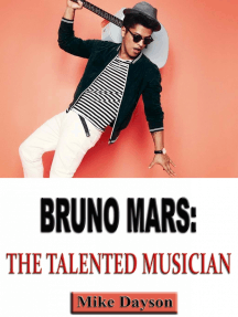 Bruno Mars: The Talented Musician