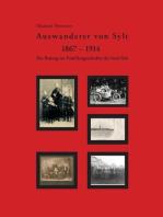 Auswanderer von Sylt 1867-1914