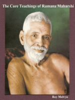 The Core Teachings of Ramana Maharshi