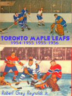 Toronto Maple Leafs 1954-1955 1955-1956