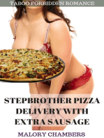 Stepbrother Pizza Delivery With Extra Sausage