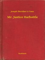 Mr. Justice Harbottle