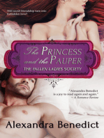 The Princess and the Pauper (The Fallen Ladies Society, Book 1)