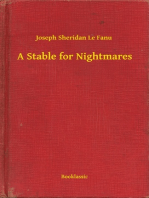 A Stable for Nightmares