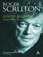Gentle Regrets: Thoughts from a Life
