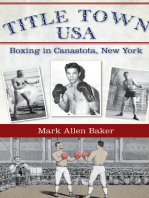 Title Town USA: Boxing in Canastota, New York