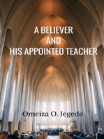 A Believer And His Appointed Teacher