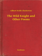 The Wild Knight and Other Poems