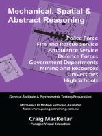 Mechanical, Spatial & Abstract Reasoning