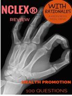 Nclex® Review - Health Promotion