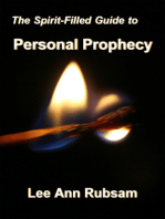 The Spirit-Filled Guide to Personal Prophecy