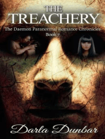 The Treachery (The Daemon Paranormal Romance Chronicles, #7)
