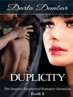 Duplicity (The Daemon Paranormal Romance Chronicles, #8)