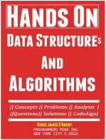 Data Structures And Algorithms Made Easy.