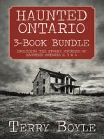 Haunted Ontario 3-Book Bundle
