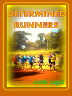 Determined Runners
