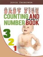 Baby Pics Counting and Number Book -- For Kids 2 - 5