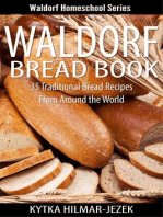Waldorf Bread Book - Traditional Bread Recipes from Around the World