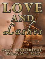 Love and Lashes (Gay Historical Romance MM)