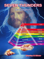 Seven Thunders (An Exegesis)