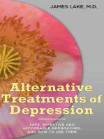 Alternative Treatments of Depression