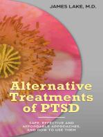 Alternative Treatments of PTSD