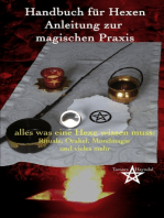 Handbuch für Hexen - Anleitung zur magischen Praxis