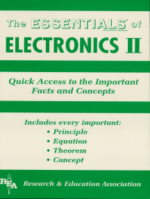 Electronics II Essentials