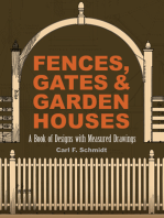Fences, Gates and Garden Houses
