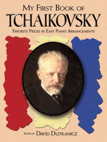 A First Book of Tchaikovsky: for the Beginning Pianist with Downloadable MP3s