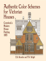 Authentic Color Schemes for Victorian Houses