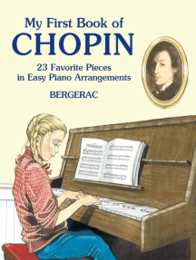 A First Book of Chopin: for the Beginning Pianist with Downloadable MP3s
