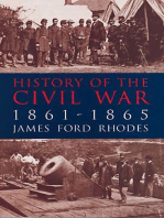 History of the Civil War, 1861-1865