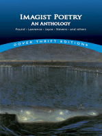 Imagist Poetry