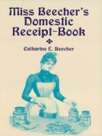Miss Beecher's Domestic Receipt-Book