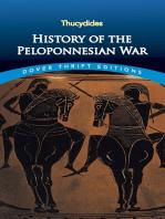 History of the Peloponnesian War