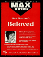 Beloved (MAXNotes Literature Guides)