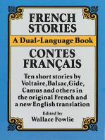 French Stories/Contes Francais: A Dual-Language Book