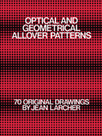 Optical and Geometrical Allover Patterns