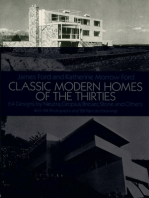 Classic Modern Homes of the Thirties