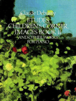 Etudes, Children's Corner, Images Book II