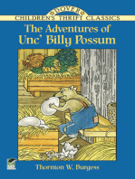 The Adventures of Unc' Billy Possum
