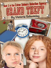 Grand Theft Crime Solver's Detective Agency Book 2