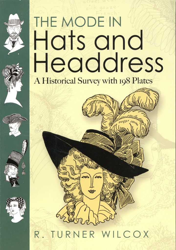 Read The Mode in Hats and Headdress Online by R. Turner Wilcox ...