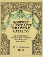 Roberts' Illustrated Millwork Catalog