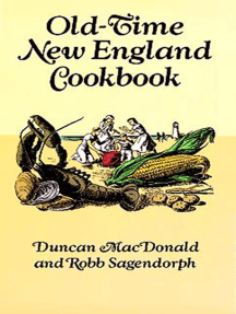 Old-Time New England Cookbook