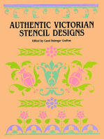 Authentic Victorian Stencil Designs